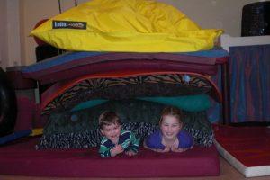 onder de matrassen